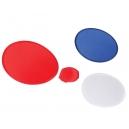 Disco Volador Con Bolsa Spin freesbie frisbee de tela plegable PROMOCIONAL