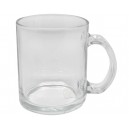 Taza para sublimar de vidrio Chopp 11 Oz