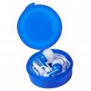 Audífonos Melody de chícharo con estuche de plástico