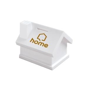 Alcancia en forma de casa PROMOCIONAL