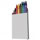 Set de 8 crayolas no toxicas
