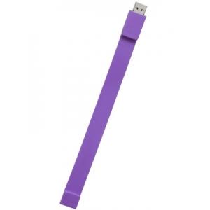 796a9a31e534 Memoria USB 8Gb pulsera de silicón en varios colores promocionales ...