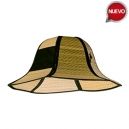 Sombrero plegable para playa