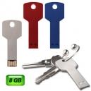 Memoria USB en forma de llave tradicional 8 GB