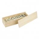Domino de 28 piezas con caja de madera KATAVI
