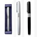 Bolígrafo o pluma metálica tipo Roller Celtic con estuche