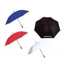 Paraguas Montevideo de apertura manual y mango  de neopreno