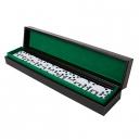Mini domino con estuche de curpiel MISURI