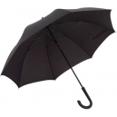 Paraguas Lambarda con mango curvo