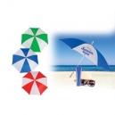 Paraguas mediano en dos colores cada sombrilla modelo BICOLOR