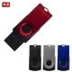 Mini USB giratoria 4 GB en diferentes colores