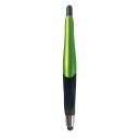 Bolígrafo Meyer con diseño innovador con detalles color negro