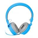 Audífonos de diadema Megabet acojinados y ajustables en varios colores