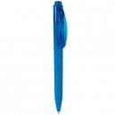 Bolígrafo ROSEG de plástico con mecanismo retráctil
