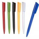 Bolígrafo o pluma de plástico con clip Soroll económico