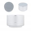Bocina bluetooth varias funciones recargable cilíndrica Ikea