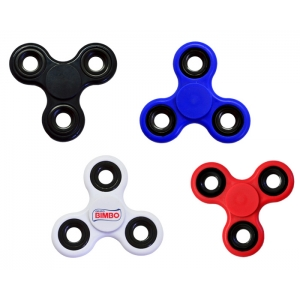 Spinner anti estrés de plástico 3 brazos tipo bumerang