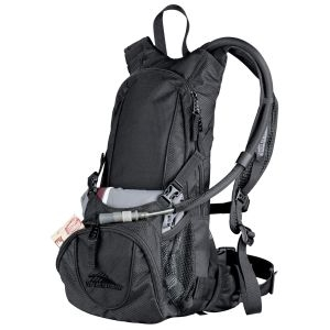 Práctica Mochila Deportiva color negro ideal para llevarla al Gym