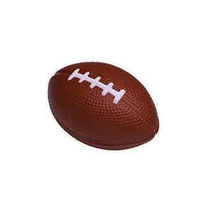 Balón de futbol americano anti estrés con textura promocionales  56143c5ca2849