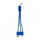 Cable cargador Jenifra compatible con USB