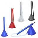 Bolígrafo de plástico FRONT Con resorte