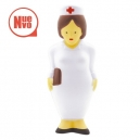 Figura anti-estrés muñeca de enfermera