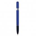 Bolígrafo plástico de color con antiderrapante VOITTA