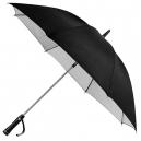 Paraguas con ventilador y funda con correa BENUE
