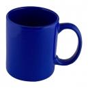 Taza de cerámica ESPIRIT azul rey 325 ml