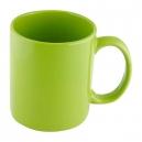 Taza de ceramica ESPIRIT verde 325 ml
