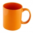 Taza de cerámica ESPIRIT naranja 325 ml