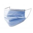 Cubrebocas tricapa termosellado DOC 25 gramos