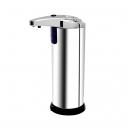 Dispensador de gel o jabón eléctrico 220 ml de acero