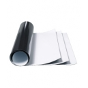 Hoja magnetica de 61 X 34 cm. Calibre 0.3 mm