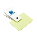 Clip pisa papel magnético sin resorte