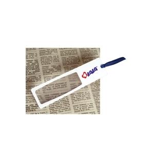 Lupa de plastico separador con liston surtido