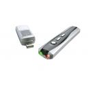 Puntero y control remoto Wireless, incluye caja de regalo