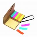 Memo Box con Elastico Stick Me PROMOCIONAL