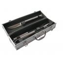 Set para asado Metal Box