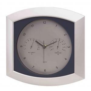 Reloj de pared Weather Station
