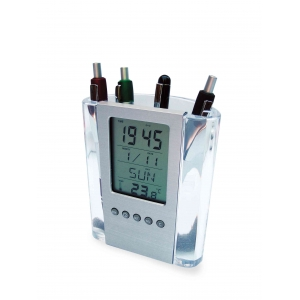Lapicero Reloj digital multifuncion