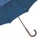 Paraguas ejecutivo de mango curvo