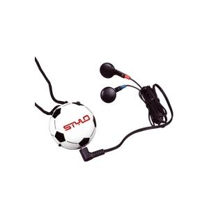 Radio en forma de balon de futbol