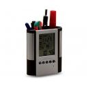 Reloj Velmar digital con 4 funciones y lapicera PROMOCIONAL