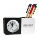 Reloj Bassel con aluminio digital y lapicera PROMOCIONAL