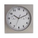 Reloj Platea de pared mide temperatura y humedad PROMOCIONAL
